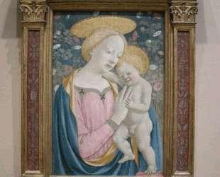 Мадонна с младенцем — Якопо Беллини