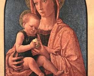 Мадонна с младенцем — Джованни Беллини