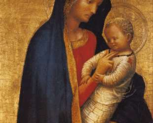 Madonna Casini — Мазаччо