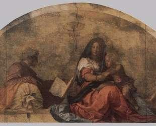 Madonna del Sacco — Андреа дель Сарто