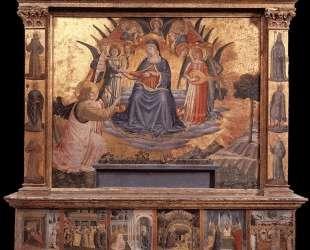 Madonna della Cintola — Беноццо Гоццоли