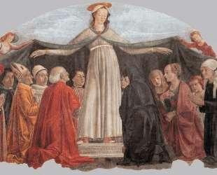 Madonna of Mercy — Доменико Гирландайо