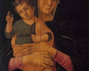 Мадонна с благословляющим младенцем — Джованни Беллини
