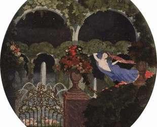 Волшебный сад (Ночное видение) — Константин Сомов