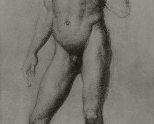 Male nude — Гюстав Моро