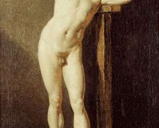 Male Nude — Джакопо Понтормо