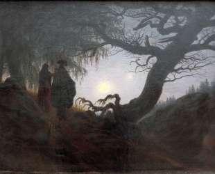 Man and Woman — Каспар Давид Фридрих