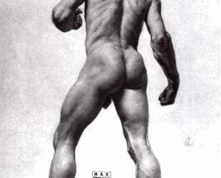 Man's body — Василий Суриков