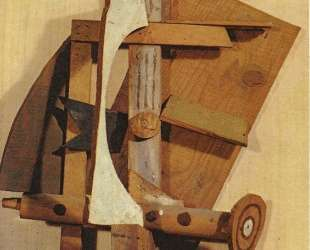 Mandolin — Пабло Пикассо