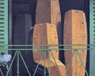 Manet's Balcony — Рене Магритт