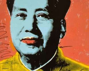 Mao — Энди Уорхол