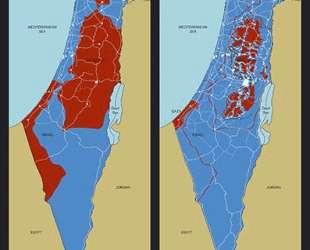 Maps of Palestine — Ричард Гамильтон