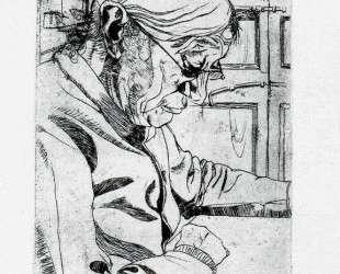 Maria Sacchi Reading — Умберто Боччони