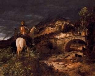 March of the Goths — Арнольд Бёклин