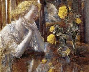 Marechal Niel Roses — Чайльд Гассам