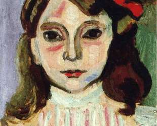 Marguerite — Анри Матисс