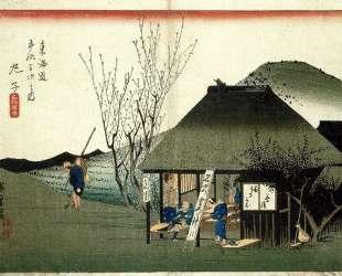 Mariko Mabutsu Chaya — Хиросиге