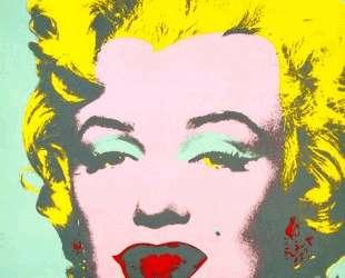Marilyn — Энди Уорхол