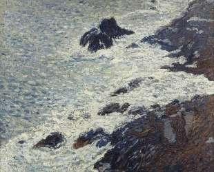Marine Breton — Анри Мартен