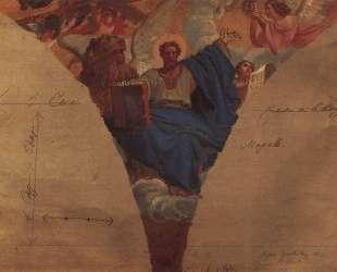 Евангелист Марк — Карл Брюллов
