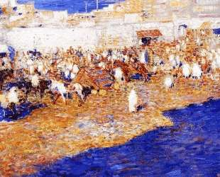 Maroccan Market — Тео ван Рейссельберге