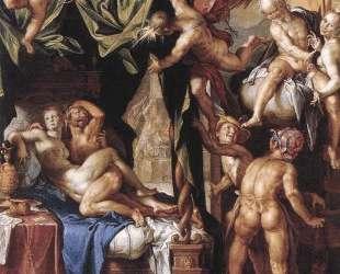 Mars and Venus Discovered by the Gods — Йоахим Эйтевал