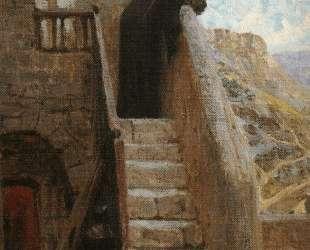 Марфа приняла Его в дом свой — Василий Поленов