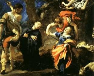 Мученичество четырех святых — Корреджо