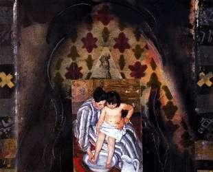 Mary Cassatt and Me — Мириам Шапиро