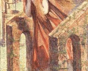 Mary Magdalen — Данте Габриэль Россетти