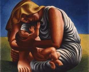 Maternity — Хосе де Альмада Негрейрос