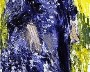 Mathilde Schoenberg in Garden — Рихард Герстль
