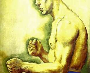 Max Schmeling the Boxer — Георг Гросс