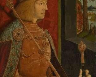 Maximilian I (1459-1519) — Бернхард Штригель