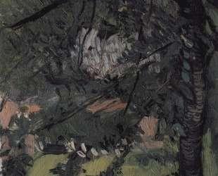 Study of tree — Рихард Герстль