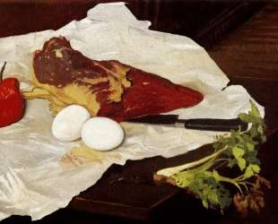 Meat and eggs — Феликс Валлотон