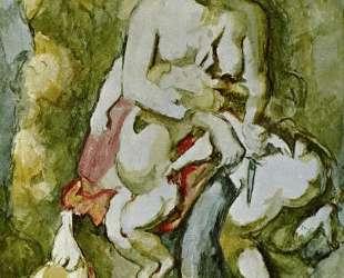 Medea — Поль Сезанн
