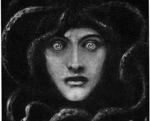 Medusa — Франц фон Штук
