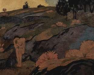 Melancholia, or Breton Eve — Поль Серюзье