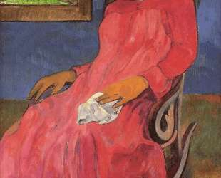 Меланхолия — Поль Гоген