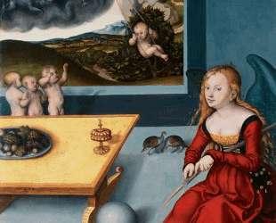 Меланхолия — Лукас Кранах Старший