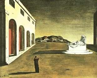 Меланхолия прекрасного дня — Джорджо де Кирико