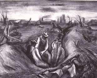 Men in a Ditch — Уилл Барнет