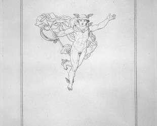 Mercury — Джованни Баттиста Пиранези