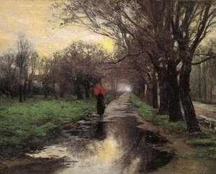 Meridian Street, Thawing Weather — Теодор Клемент Стил