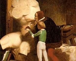 Michelangelo — Жан-Леон Жером