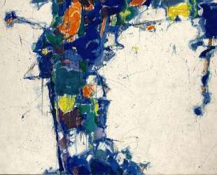 Middle Blue — Сэм Фрэнсис