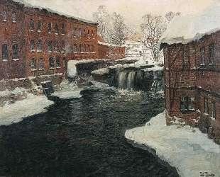 Mill Scene — Фриц Таулов