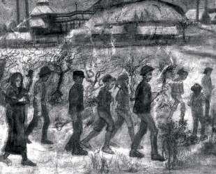 Miners — Винсент Ван Гог
