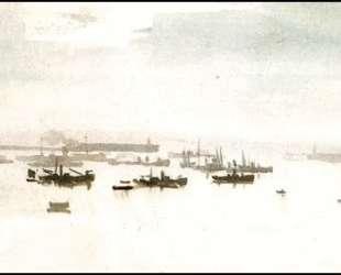 Minesweepers at Dover — Филип Уилсон Стэр